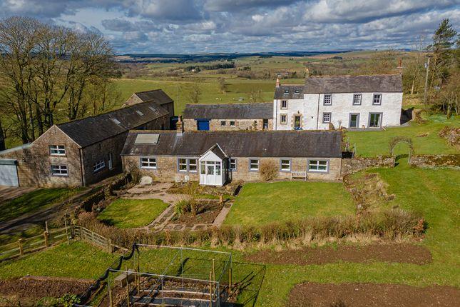 Thumbnail Farmhouse for sale in Allergarth, Roweltown, Carlisle, Cumbria