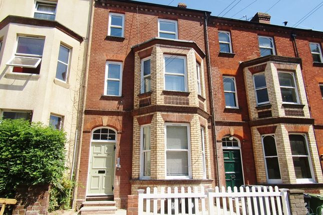 1 bed flat to rent in Pennsylvania Road, Exeter City Centre