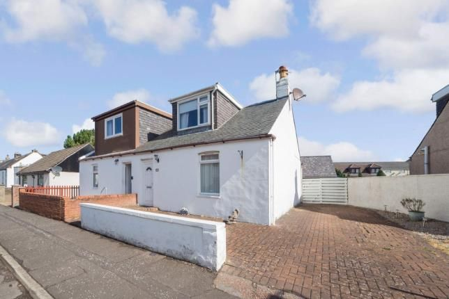 Thumbnail Bungalow for sale in Waterloo Road, Prestwick, South Ayrshire, Scotland