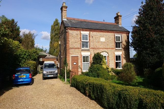 Thumbnail Detached house for sale in Outwell - Wisbech, Cambridgeshire