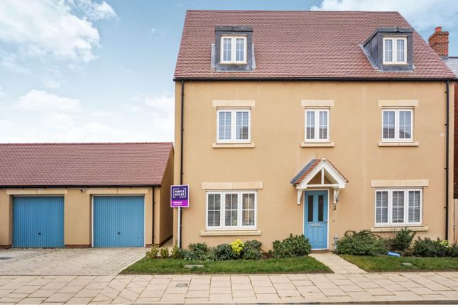 Thumbnail Detached house for sale in Sandown Road, Bicester