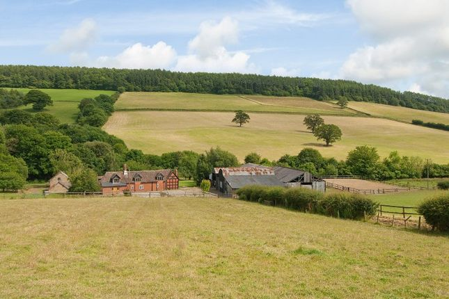 Thumbnail Detached house for sale in Middlehope, Craven Arms