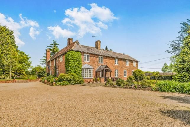 Thumbnail Detached house for sale in Bendish, Hitchin, Hertfordshire, England