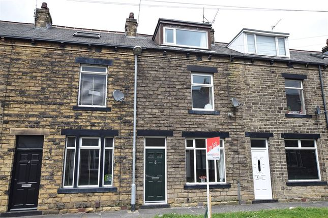 Thumbnail Terraced house to rent in Oakroyd Mount, Stanningley, Pudsey, West Yorkshire