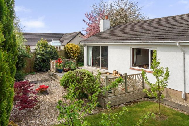 Thumbnail Detached bungalow for sale in Castle Way, Glencarse, Perth