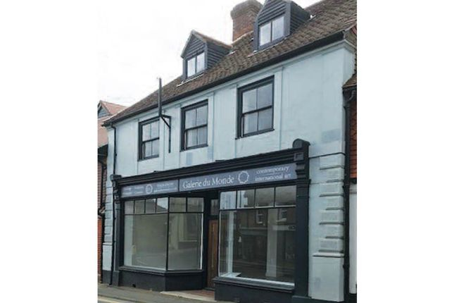 Thumbnail Retail premises for sale in High Street, Haslemere Surrey