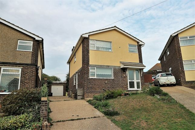 Thumbnail Detached house for sale in Larksfield Crescent, Dovercourt, Harwich