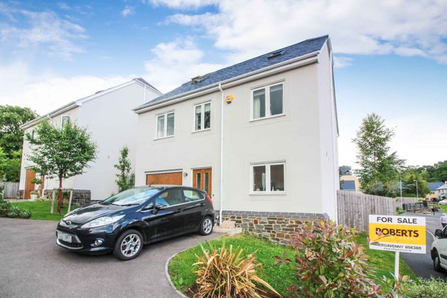Thumbnail Detached house for sale in Coed Y Brenin, Llantilio Pertholey, Abergavenny