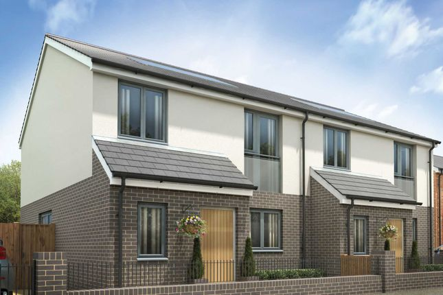 """3 bed end terrace house for sale in """"The Hollinwood"""" at Watkin Close, Off Plymouth View, Manchester M13"""