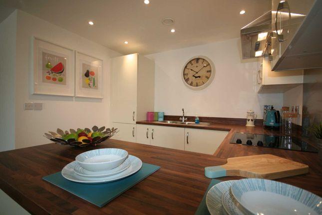 Thumbnail Flat to rent in Church Street, Warrington