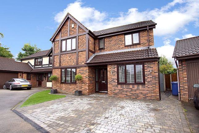 4 bed detached house for sale in Harrogate Close, Warrington