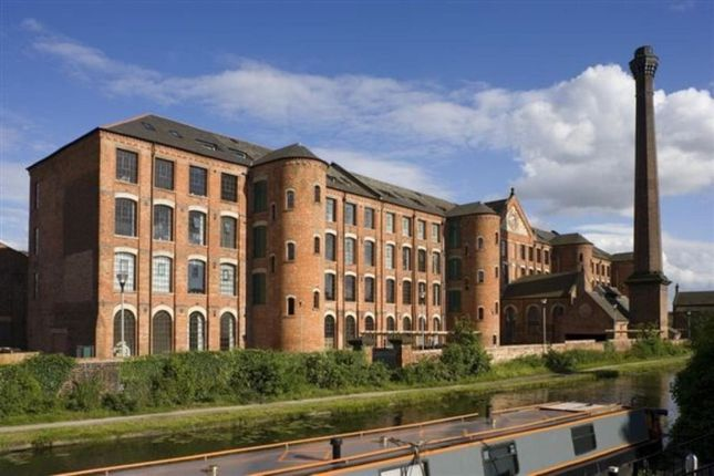 2 bed flat for sale in Springfield Mill, Sandiacre, Nottingham