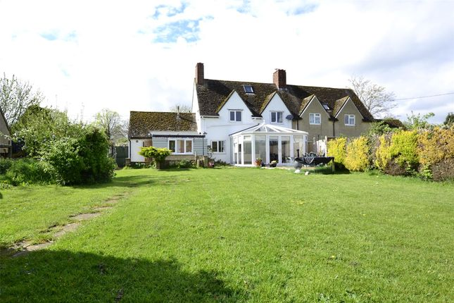 Thumbnail Semi-detached house for sale in 10 Hemplands, Hailey, Witney, Oxfordshire