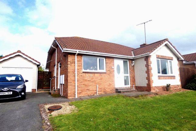 Thumbnail Detached bungalow for sale in The Fairways, Seascale, Cumbria
