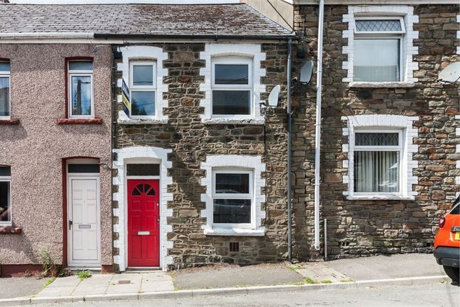 Thumbnail Terraced house for sale in Neuadd Street, Abertillery, Blaenau Gwent