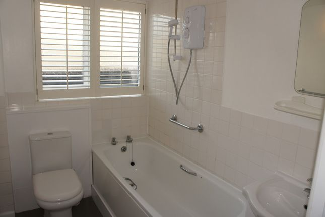 Bathroom of Riverside, Beaminster DT8