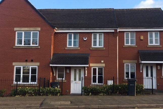 Exterior of Bacchus Road, Winson Green, Birmingham B18
