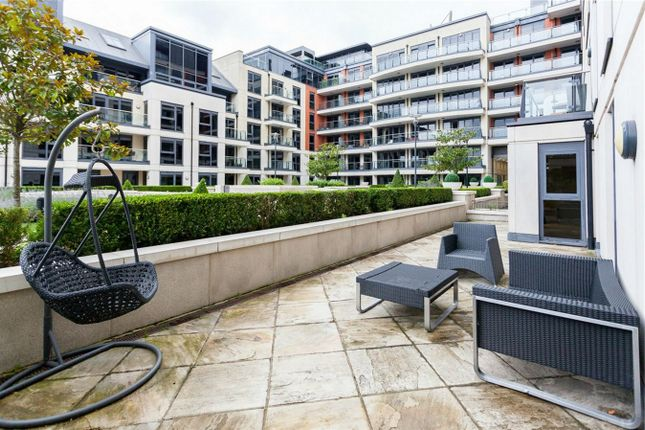 Thumbnail Flat for sale in Dolphin House, Lensbury Avenue, Imperial Wharf