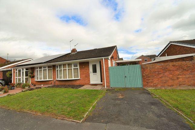 Thumbnail Bungalow to rent in Sutton Road, Admaston, Telford