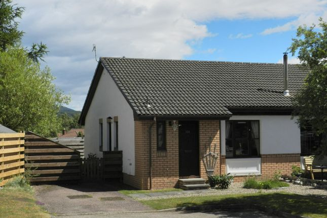 Thumbnail Semi-detached bungalow for sale in Dalnabay, Aviemore