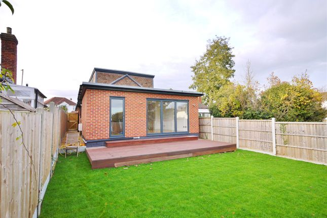 Thumbnail Detached house for sale in Chelmsford Road, Shenfield, Brentwood, Essex