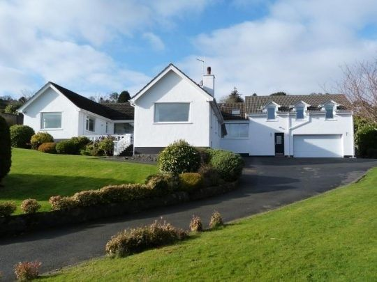 Thumbnail Detached house to rent in Shirrah-Ny-Ree, Ballajora Hill, Ballajora, Maughold
