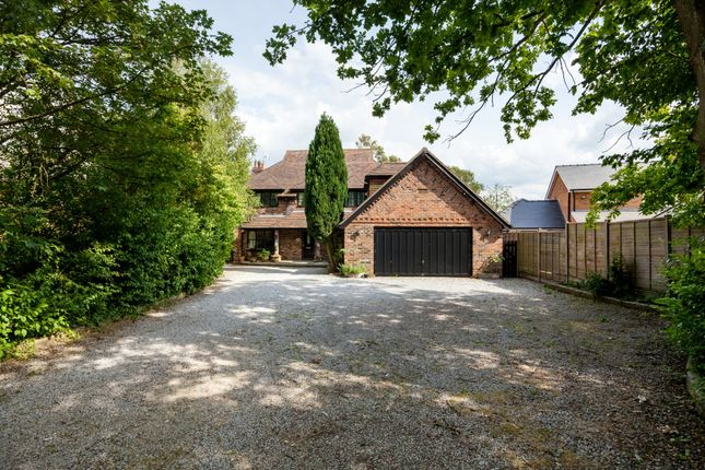 Thumbnail Detached house for sale in Little Wratting, Haverhill, Suffolk