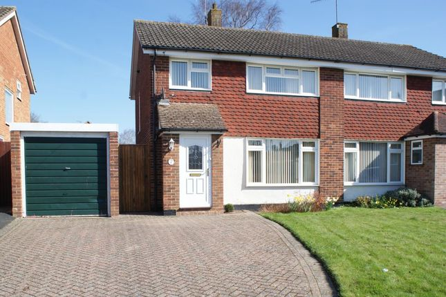 3 bed semi-detached house for sale in Long Gore, Farncombe