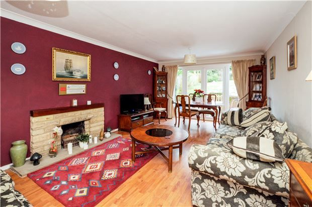 Thumbnail Detached house for sale in Chapel Green, Reedham Drive, Purley, Surrey