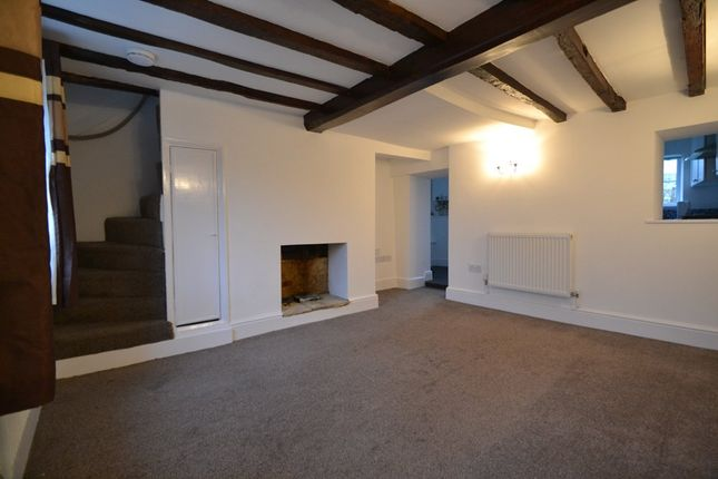 2 bed terraced house to rent in Gawcott Road, Buckingham MK18