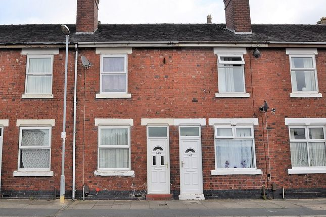 Oldfield Street, Fenton, Stoke-On-Trent ST4
