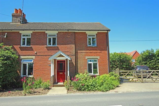 Thumbnail Semi-detached house for sale in Park Road, Hellingly, Hailsham