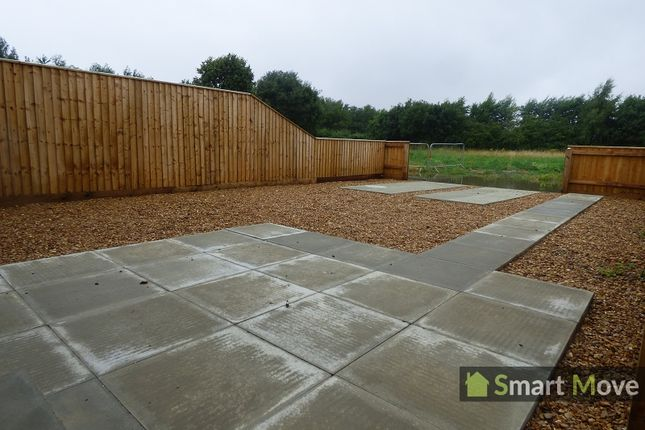 Rear Garden of Seafield Barns, Gull Lane, Wisbech, Cambs. PE13
