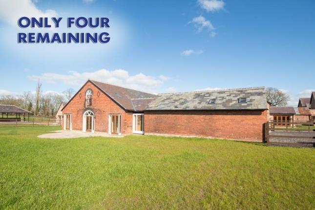 Thumbnail Barn conversion for sale in Cornish Hall Barns, Holt, Wrexham