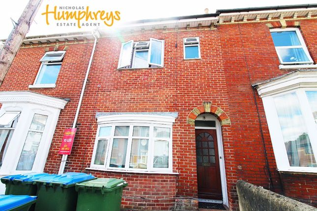 Thumbnail Shared accommodation to rent in Forster Road, Southampton
