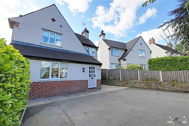 Thumbnail Detached house for sale in Ashgate Road, Ashgate, Chesterfield, Derbyshire