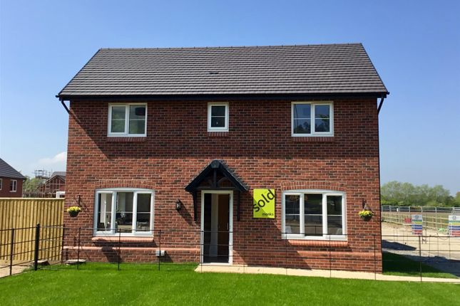 Thumbnail Detached house for sale in Plot 17 Phase 2 Hopton Park, Nesscliffe, Shrewsbury