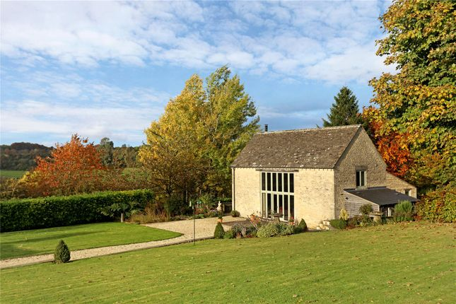 Thumbnail Barn conversion for sale in Lower Nashend, Bisley, Stroud, Gloucestershire