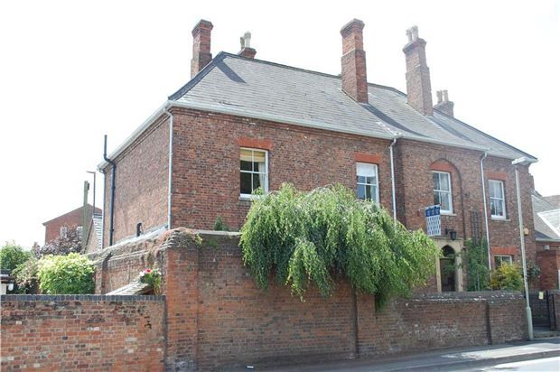Thumbnail Semi-detached house for sale in Bredon Road, Tewkesbury, Gloucestershire