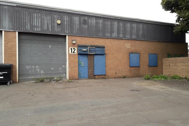 Thumbnail Warehouse to let in Units 9, 10 & 12, Brunswick Industrial Estate, Brunswick, Newcastle Upon Tyne, North East