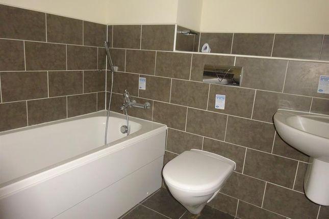 Bathroom of Ellis Court, Textile Street, Dewsbury WF13