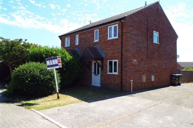 Thumbnail Semi-detached house to rent in Derwent Way, Yeovil
