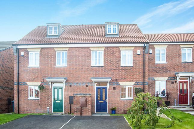 Thumbnail Terraced house for sale in Betsey Place, Blaydon-On-Tyne