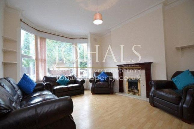 Thumbnail Terraced house to rent in Kimberley Road, Leicester, Leicestershire