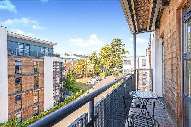 Balcony View of Scott Avenue, Putney SW15
