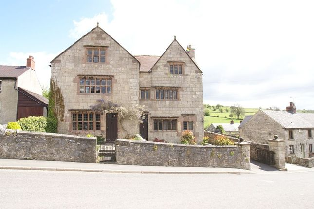 Thumbnail Detached house for sale in Tudor House, School Hill, Brassington, Derbyshire
