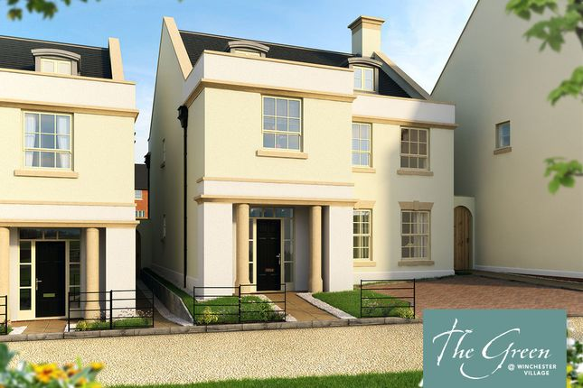 "Thumbnail Detached house for sale in ""The Darcy @ The Green"" at Romsey Road, Winchester"