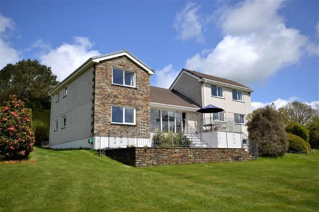 Thumbnail Detached house for sale in Albaston, Gunnislake, Cornwall