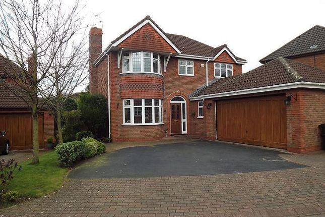Thumbnail Detached house to rent in Chislet Court, Widnes