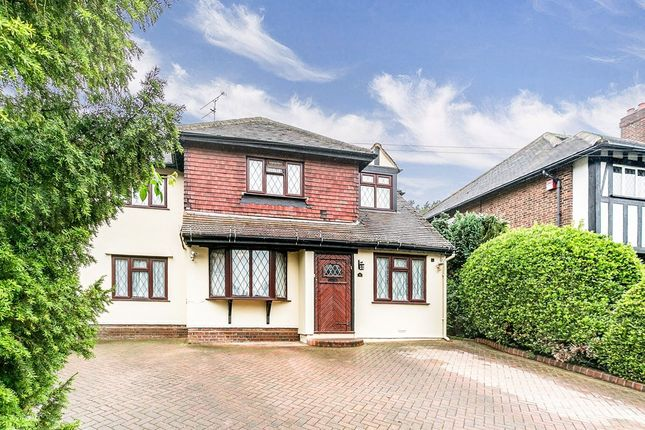 Thumbnail Semi-detached house for sale in Mount Pleasant Road, Chigwell